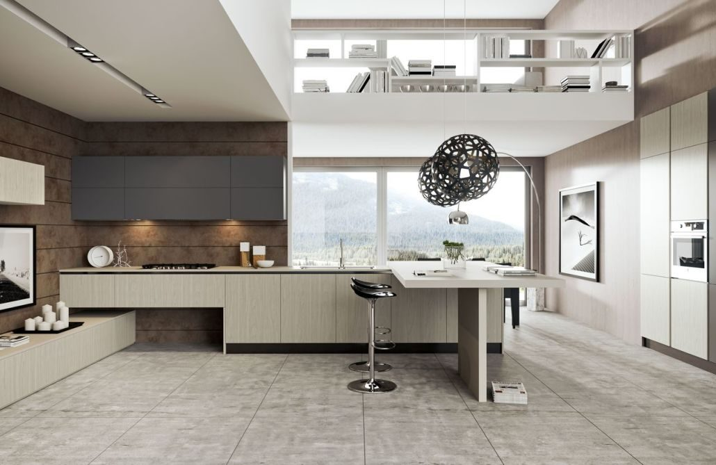 Collezione luna immagine design - Immagine cucine moderne ...