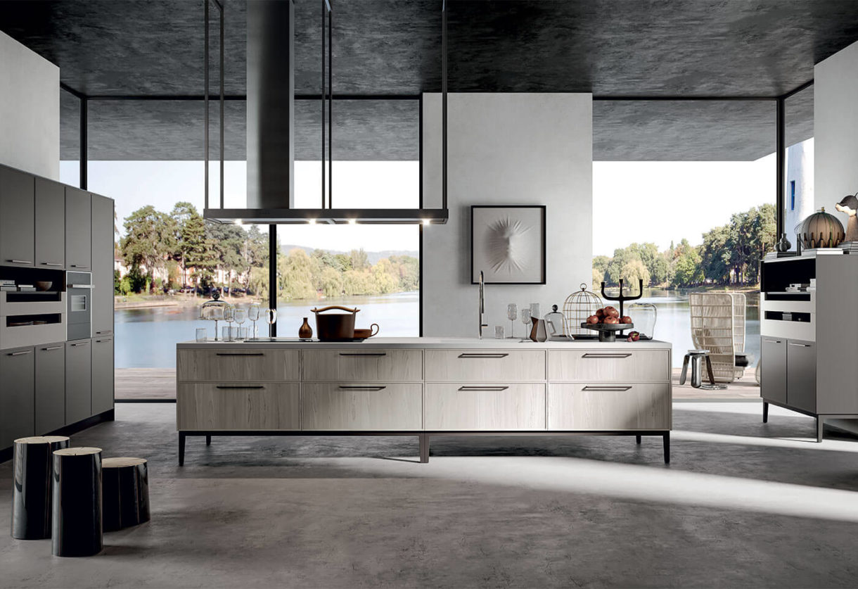 Cucina Aria Arredo3 Immagine Design